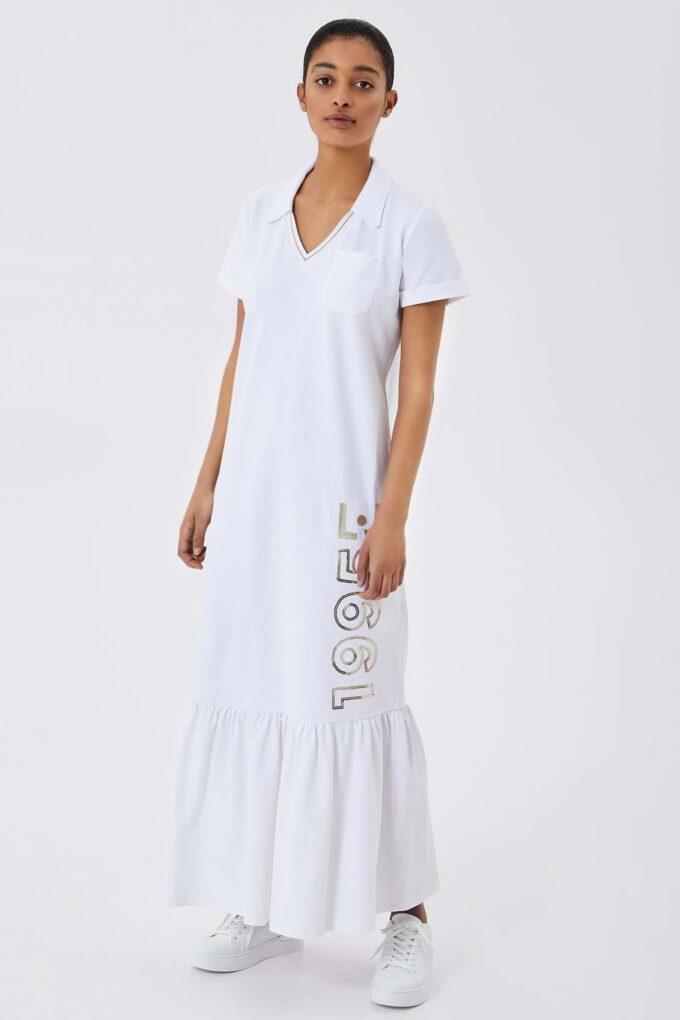 Vestido de la marca Liu·Jo Blanco