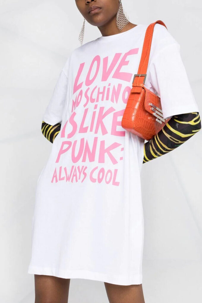 Vestido de la marca Love Moschino Blanco