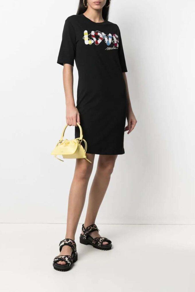 Vestido de la marca Love Moschino Negro