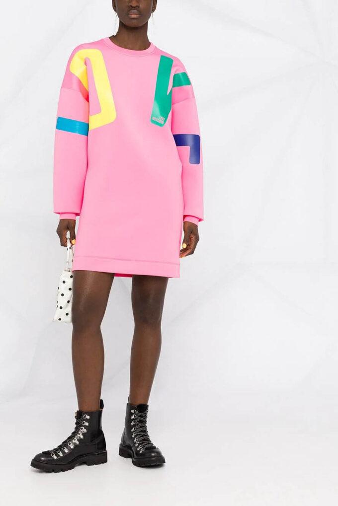 Vestido de la marca Love Moschino Rosa