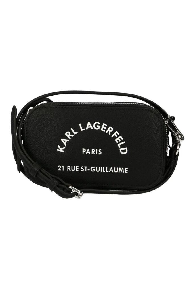 Bandolera de la marca Karl Lagerfeld Negro