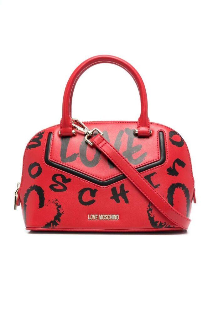 Bolso de la marca Love Moschino Rojo