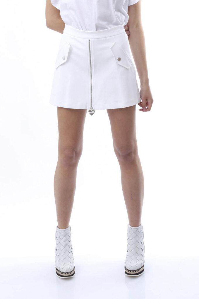 Pantalón de la marca Love Moschino Blanco