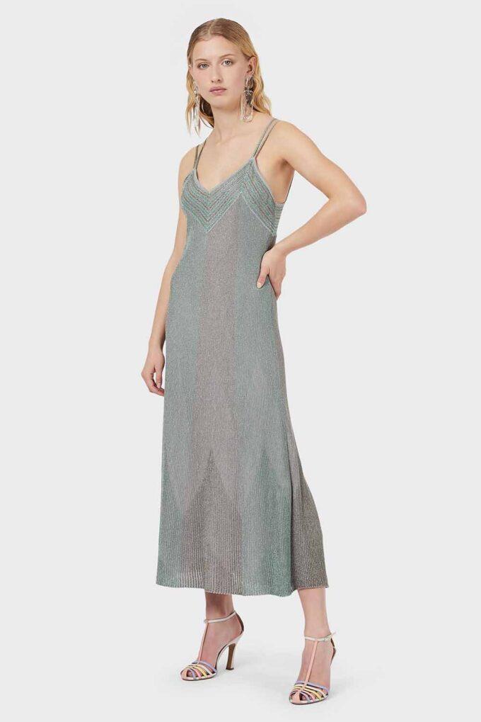 Vestido de la marca Emporio Armani Verde