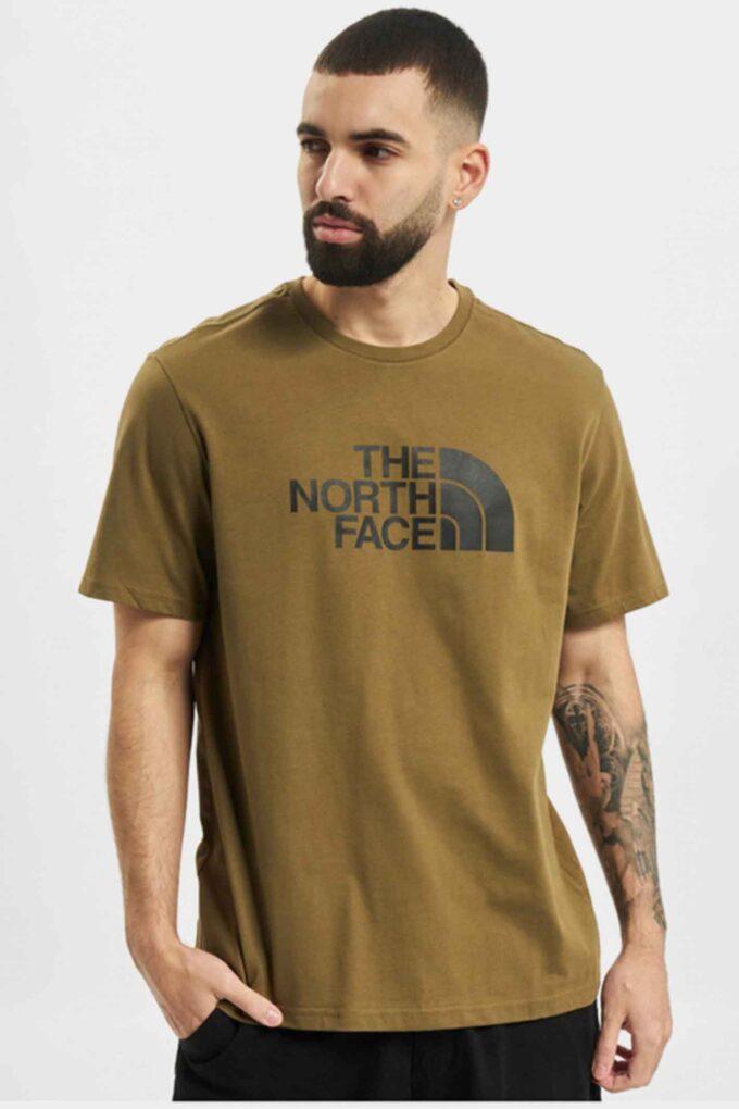 Camiseta de la marca The North Face Verde Oscuro
