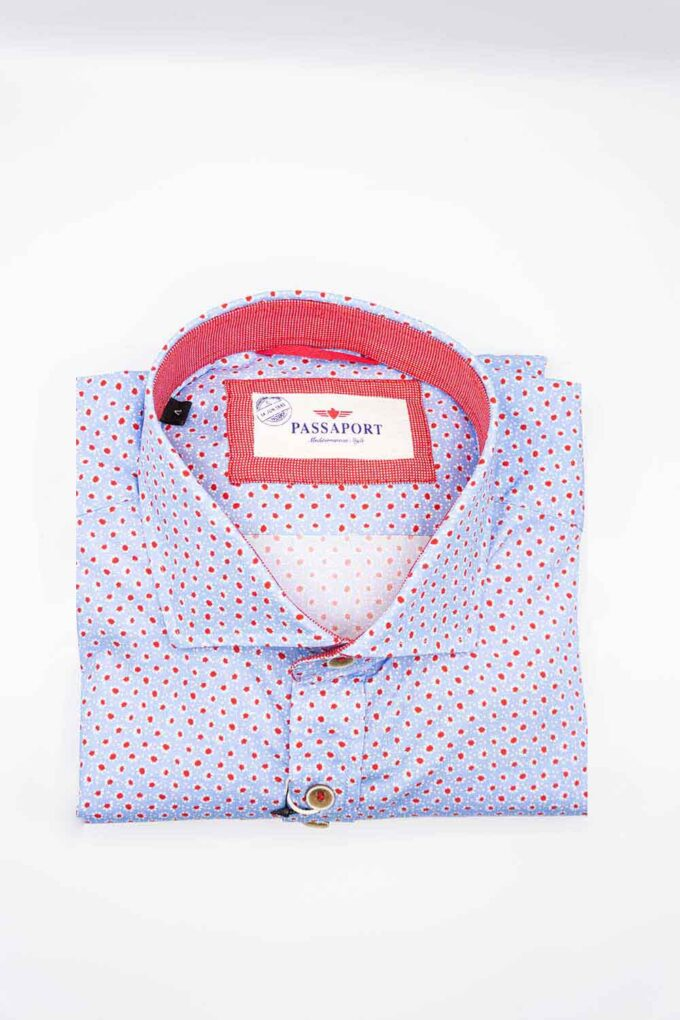 Camisa de la marca Passaport Azul