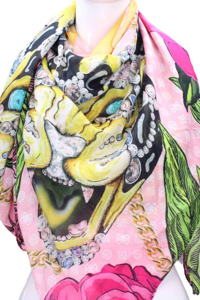 Pañuelo de la marca Guess Acc Rosa