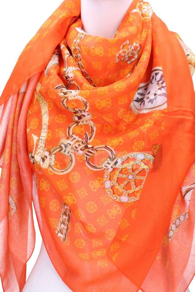Pañuelo de la marca Guess Acc Naranja