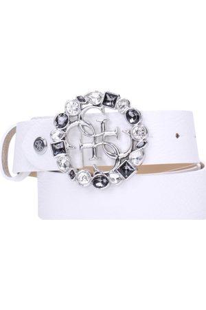 Cinturón de la marca Guess Acc Blanco