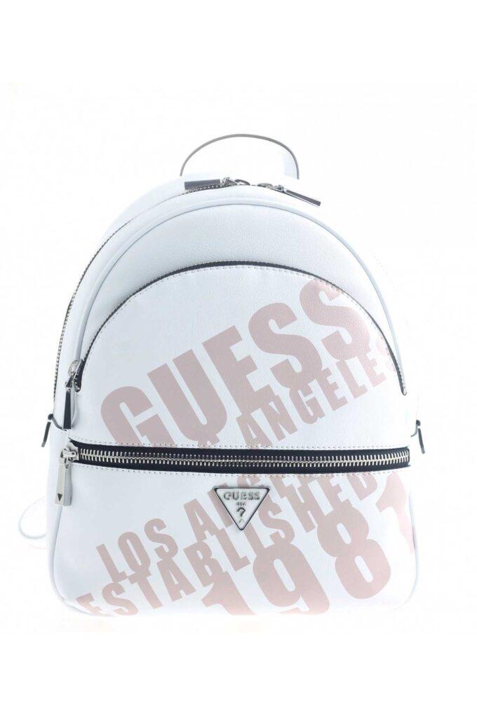 Mochila de la marca Guess Acc Blanco