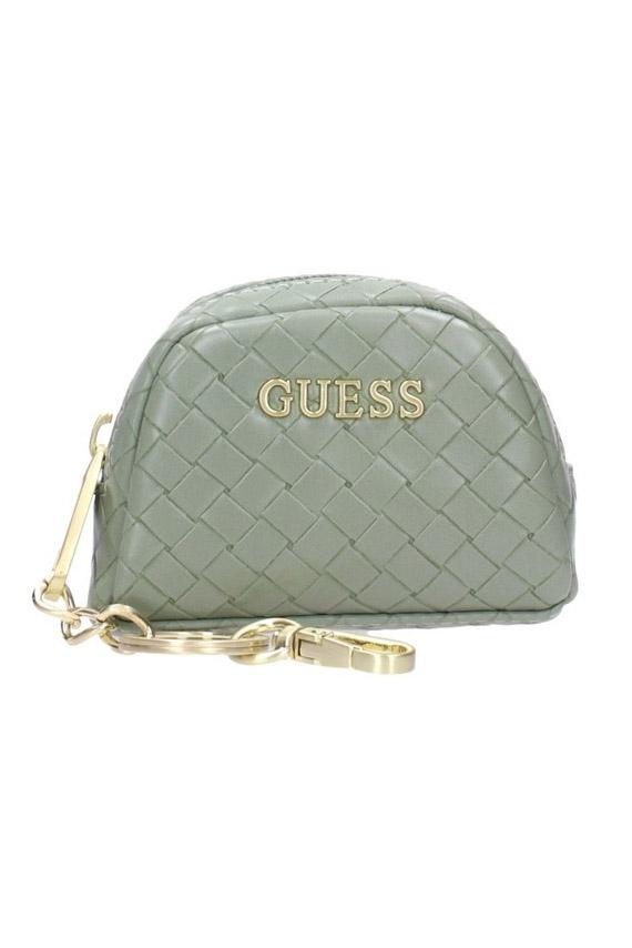Monedero de la marca Guess Acc Verde