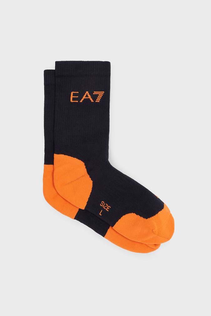 Calcetines de la marca EA7 Acc Azul