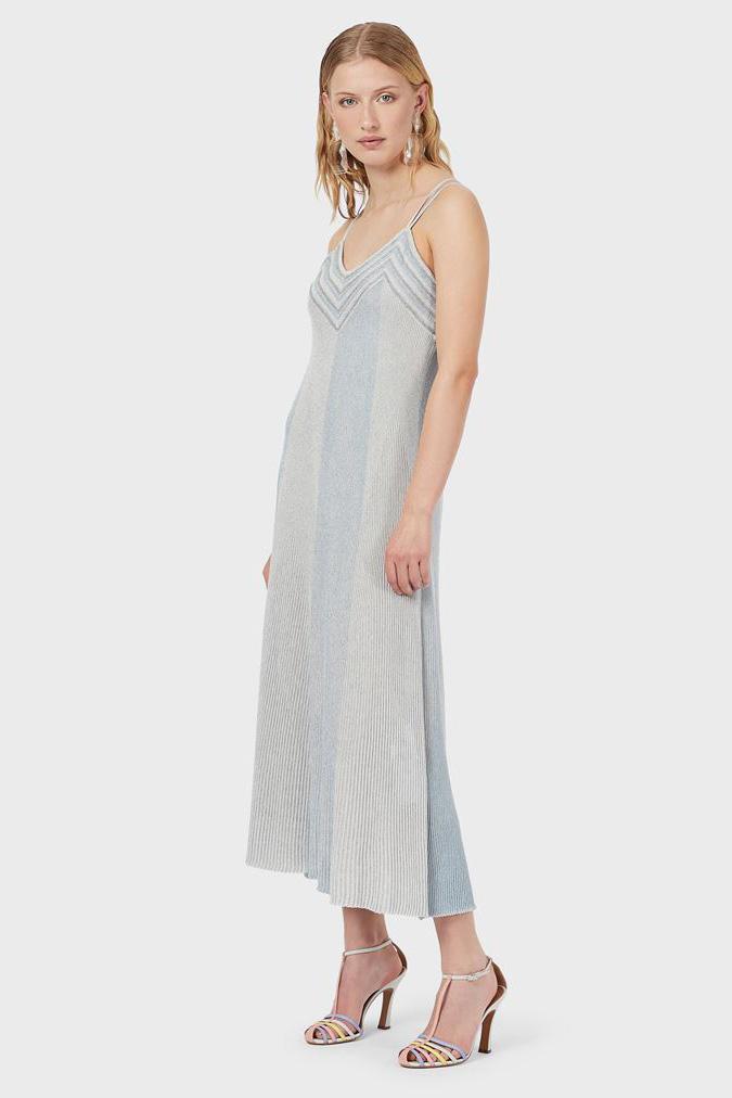 Vestido de la marca Emporio Armani Plata