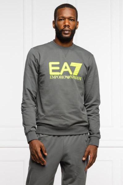 Felpa de la marca EA7 Gris