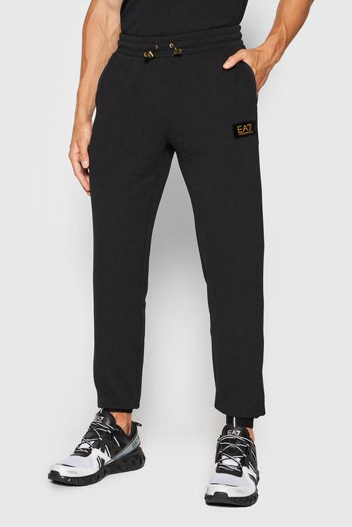 Pantalón de la marca EA7 Negro