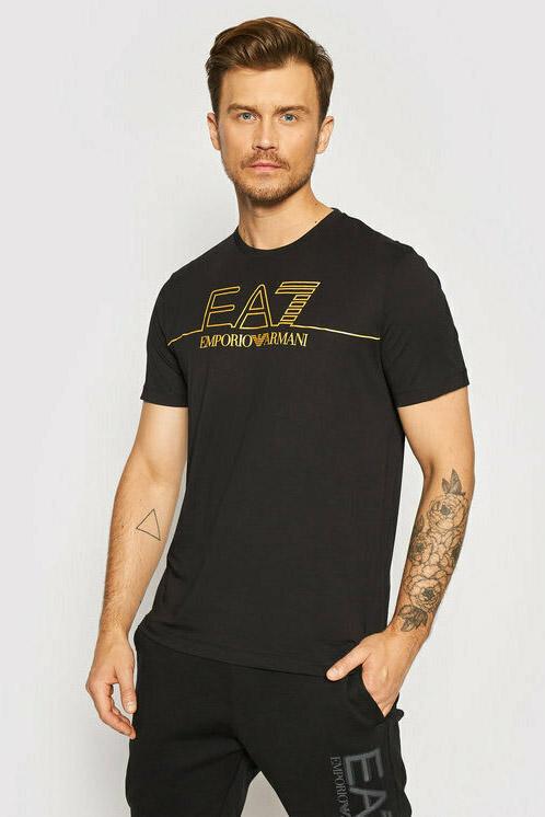 Camiseta de la marca EA7 Negro