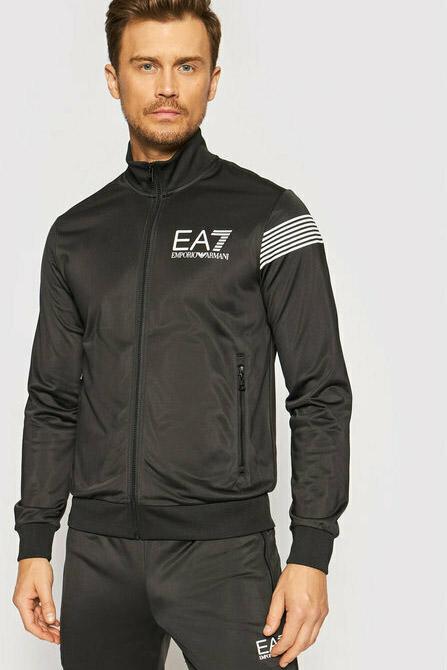 Chaqueta de la marca EA7 Negro