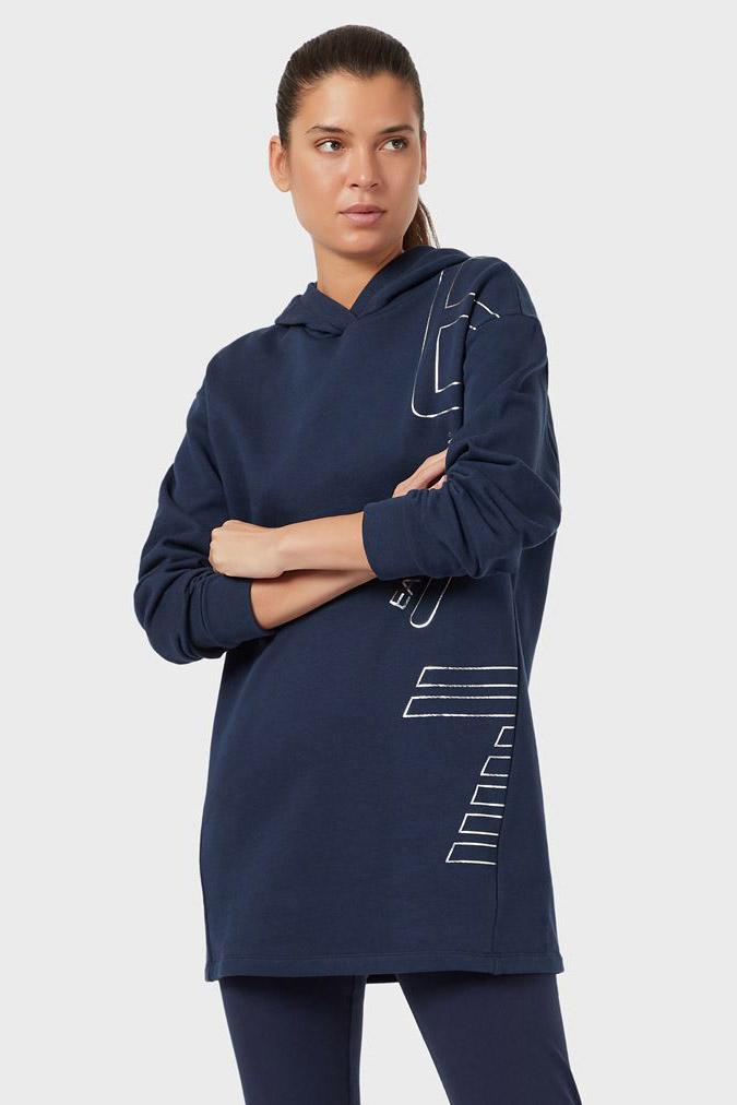Vestido de la marca EA7 Azul Marino