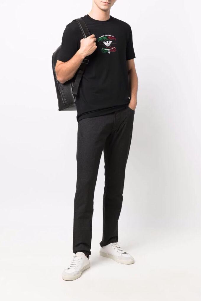 Pantalón de la marca Emporio Armani Negro