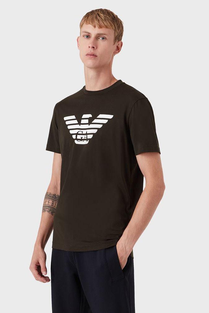 Camiseta de la marca Emporio Armani Verde