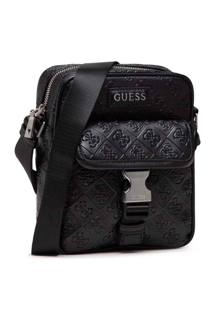 Bandolera de la marca Guess Acc Negro