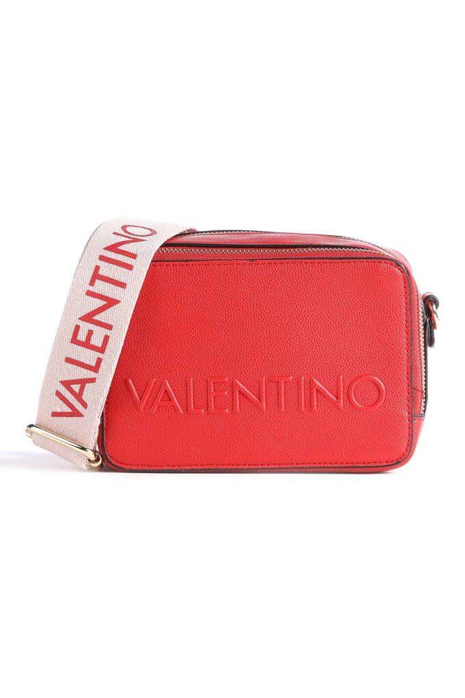 Bandolera de la marca Valentino Bags Rojo