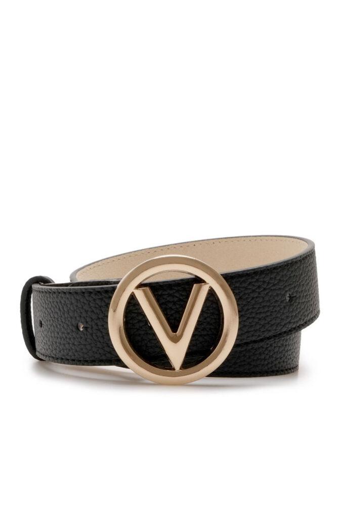 Cinturón de la marca Valentino Bags Negro