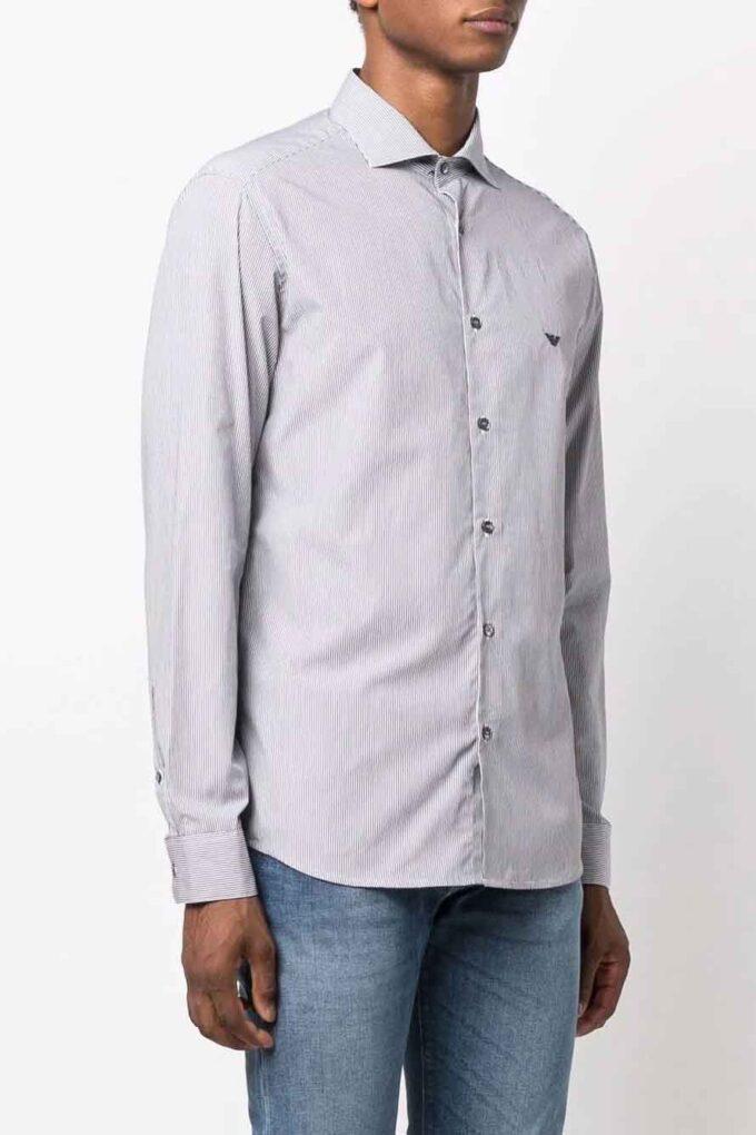 Camisa de la marca Emporio Armani Azul