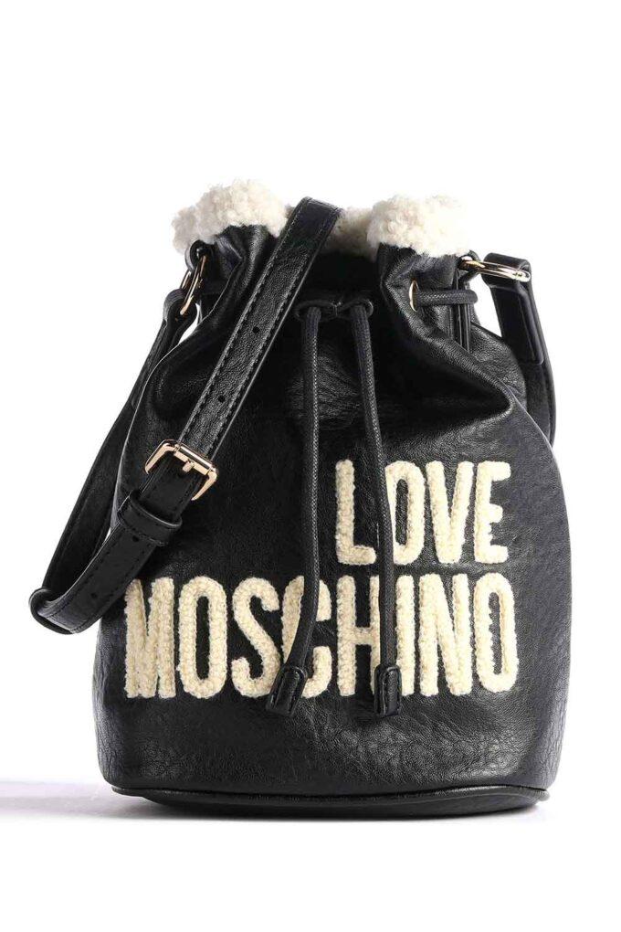 Bandolera de la marca Love Moschino Negro