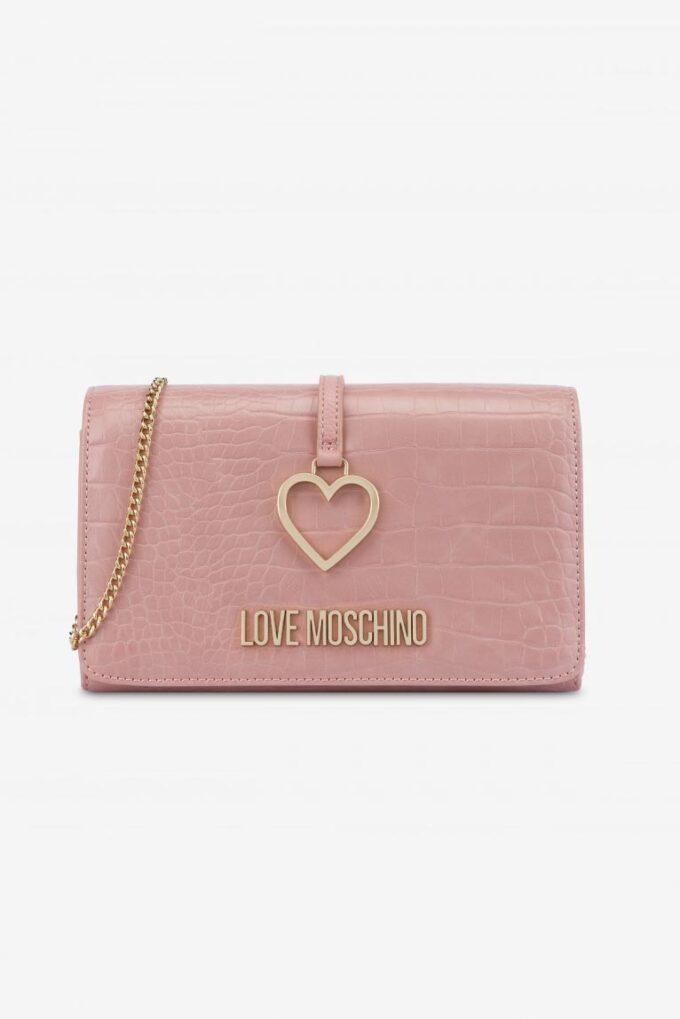 Bandolera de la marca Love Moschino Rosa