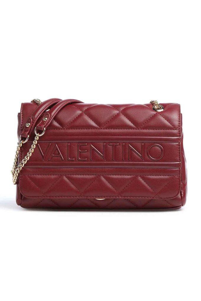Bandolera de la marca Valentino Bags Burdeos