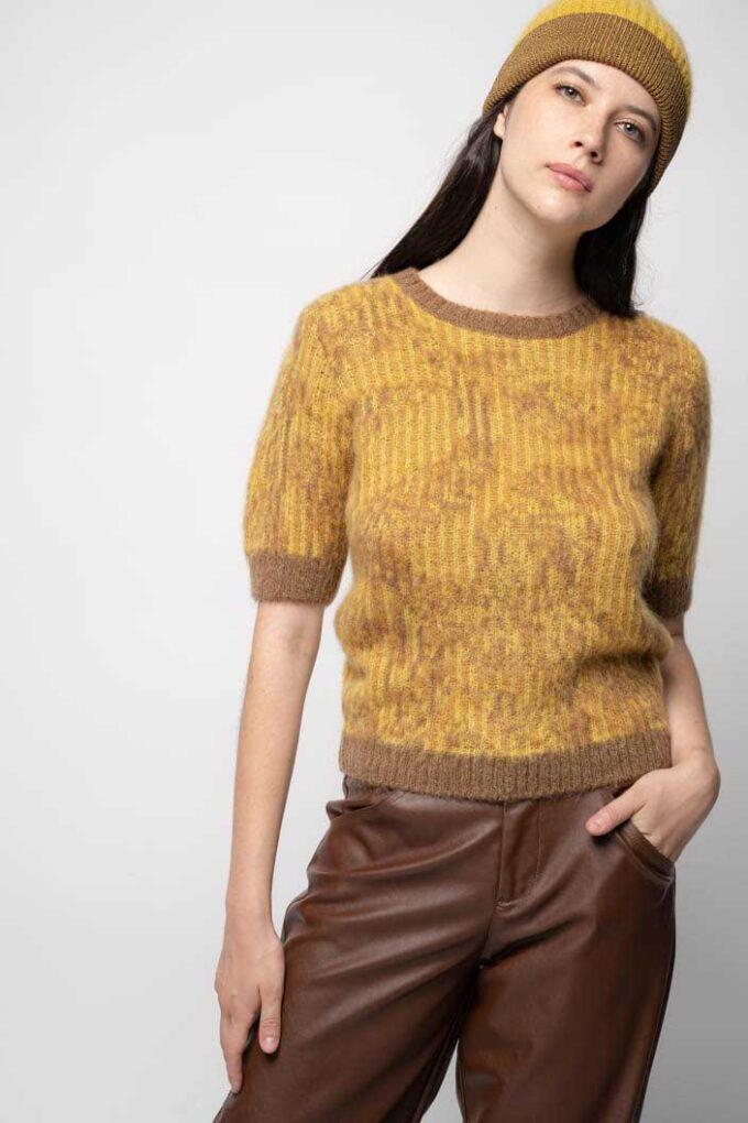 Suéter de la marca Pinko Marrón