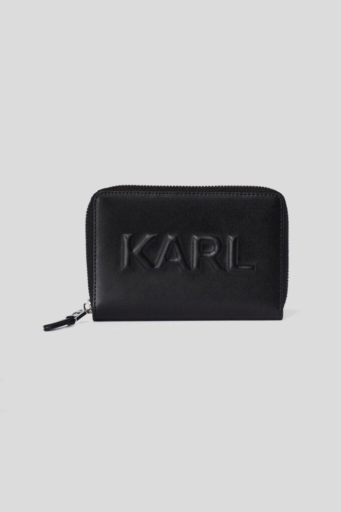 Cartera de la marca Karl Lagerfeld Acc Negro