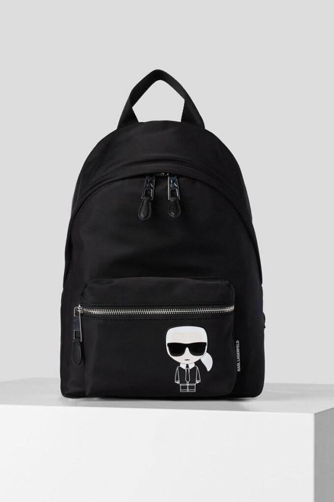 Mochila de la marca Karl Lagerfeld Acc Negro