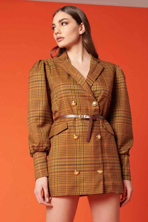 Vestido de la marca QGuapa Milano Estampado