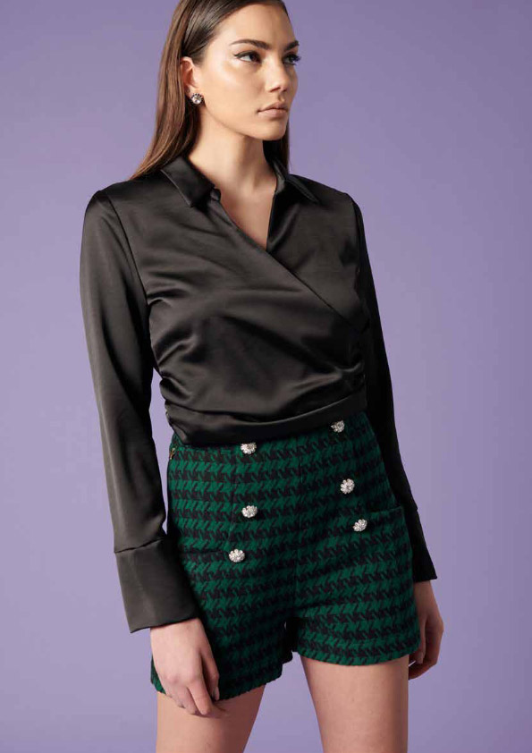 Pantalón de la marca QGuapa Milano Verde
