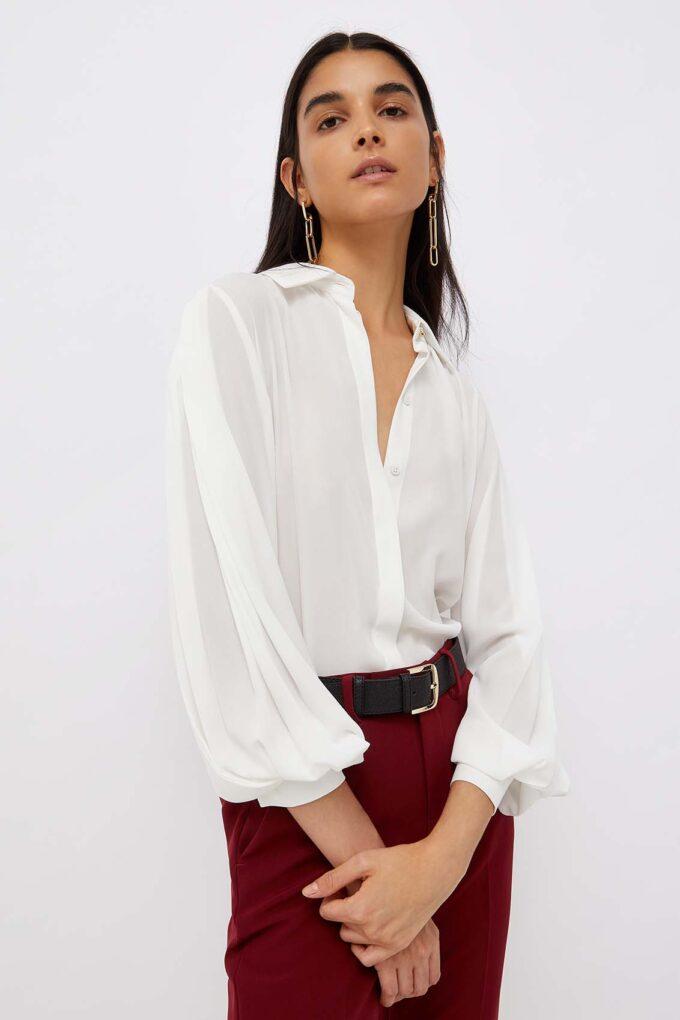 Camisa de la marca Liu·Jo Blanco