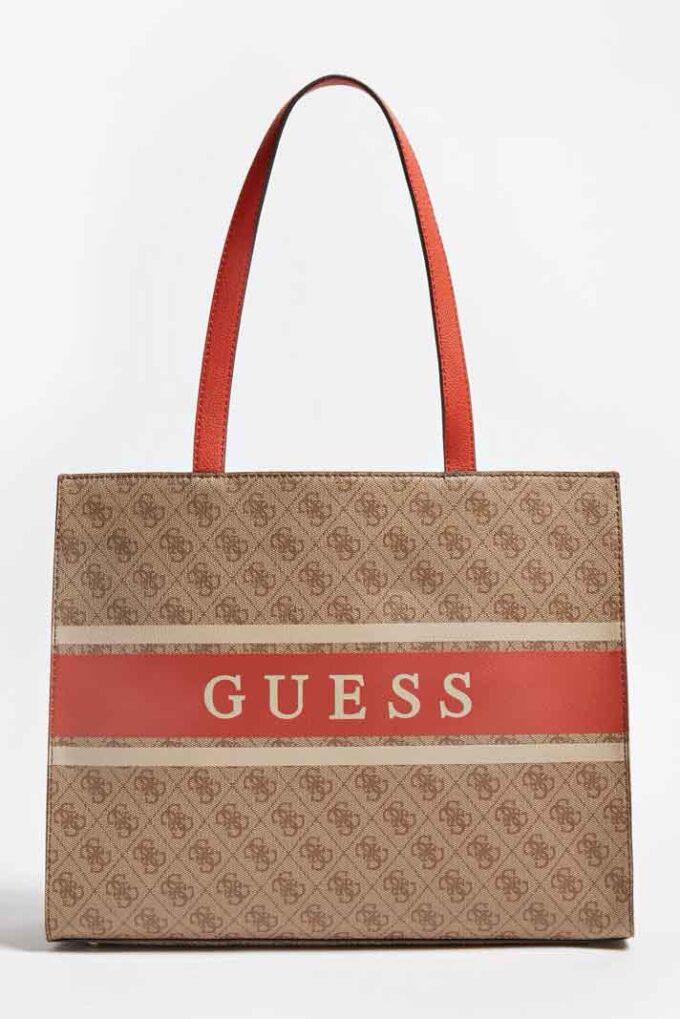 Bolso de la marca Guess Acc Naranja