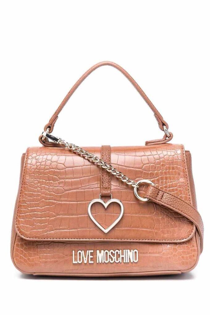 Bolso de la marca Love Moschino Marron