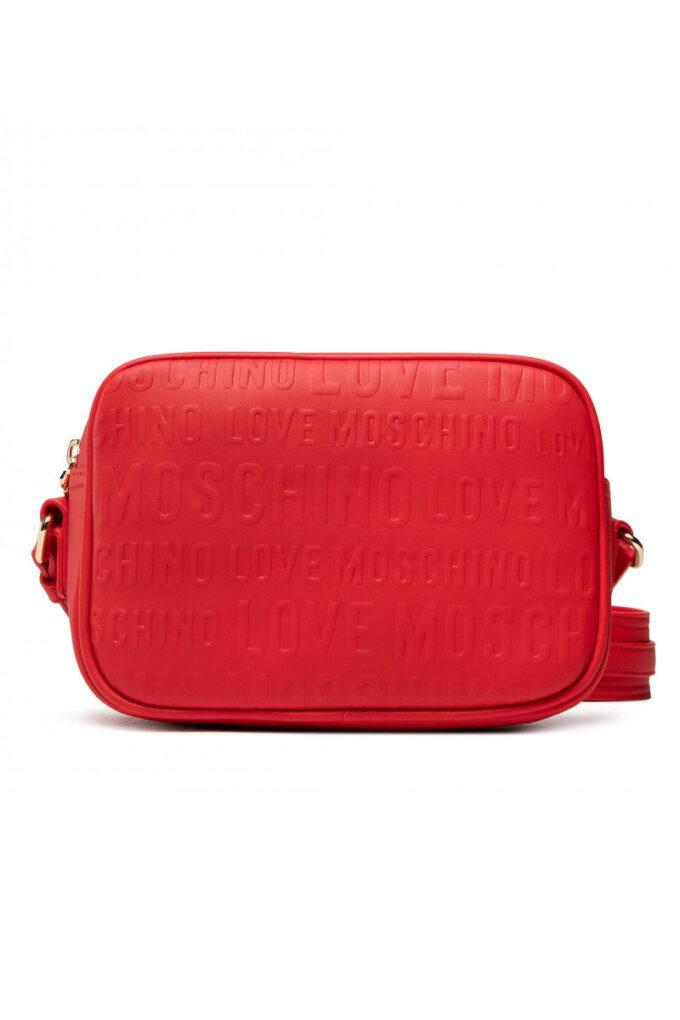 Bandolera de la marca Love Moschino Rojo