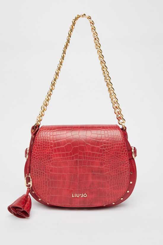 Bandolera de la marca Liu·Jo Rojo