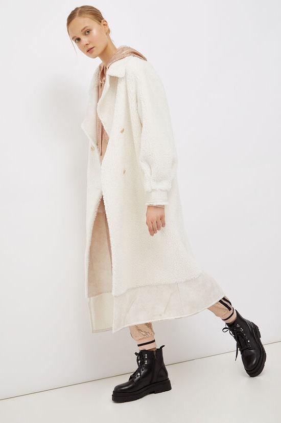 Abrigo de la marca Liu·Jo Blanco