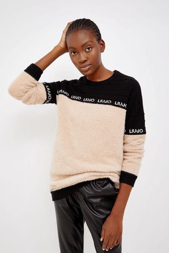 Suéter de la marca Liu·Jo Rosa