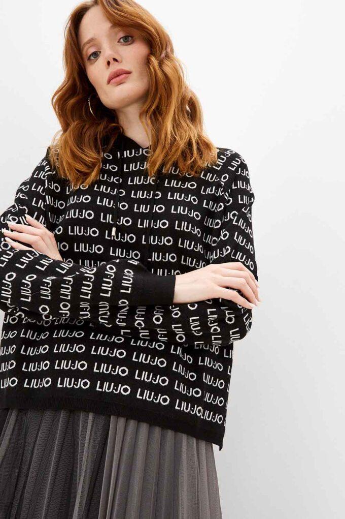Suéter de la marca Liu·Jo Negro