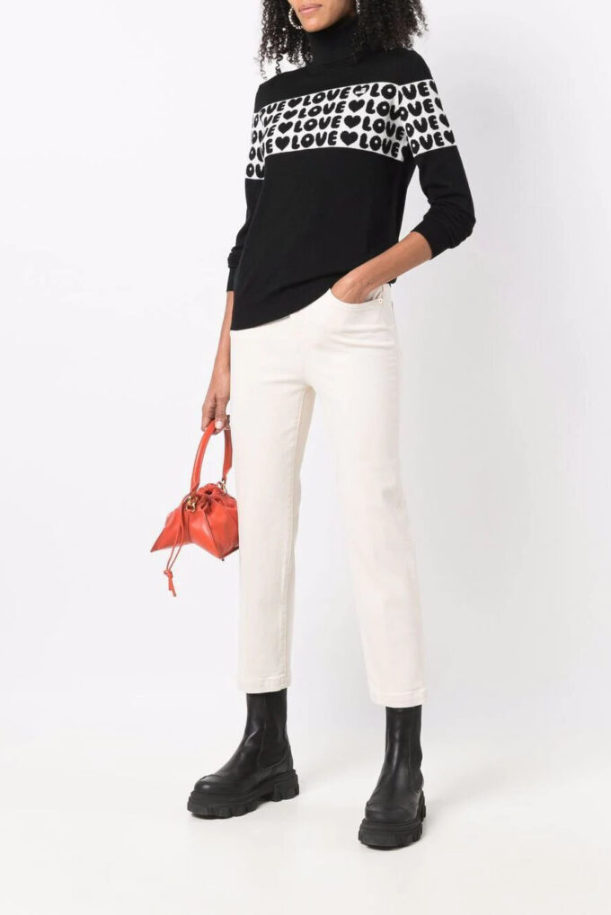 Suéter de la marca Love Moschino Azul Marino