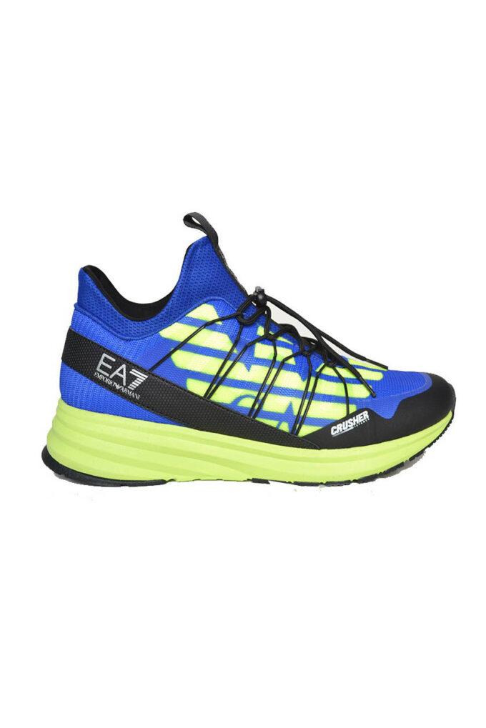 Zapatillas de la marca EA7 Azul