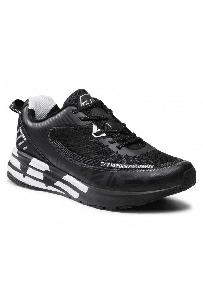 Zapatillas de la marca EA7 Negro
