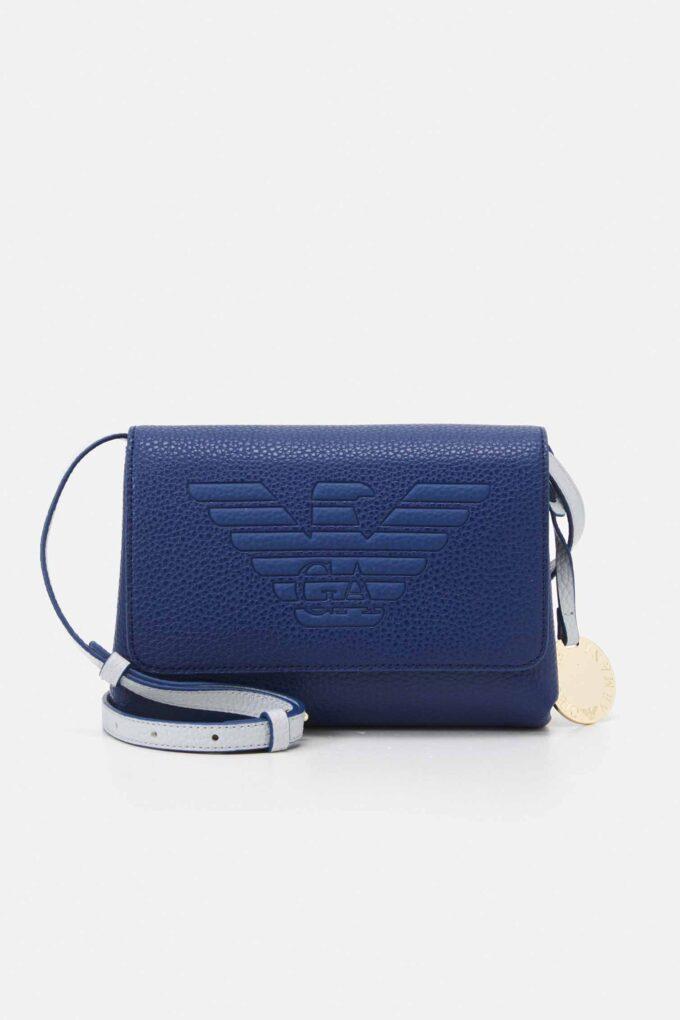 Bandolera de la marca Emporio Armani Azul
